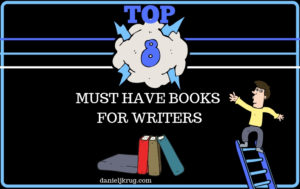 top 8 must have books for fantasy writing