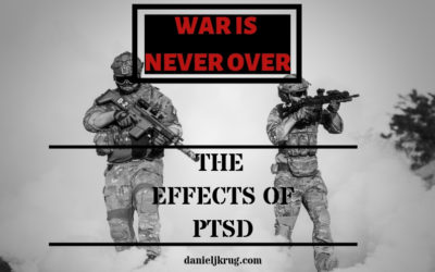 War Is Never Over – PTSD and its effects