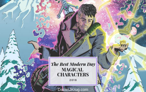 Modern Magical Characters – Character Development