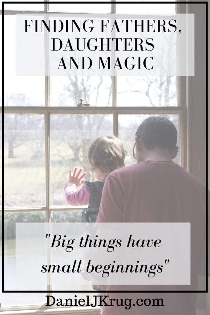 FINDING FATHERS, DAUGHTERS AND MAGIC