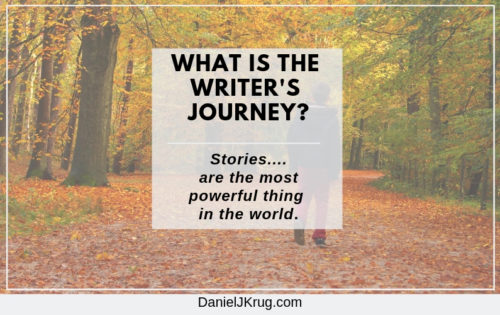 Writing is a Journey – Novel writing tips