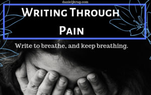writing help writing through pain