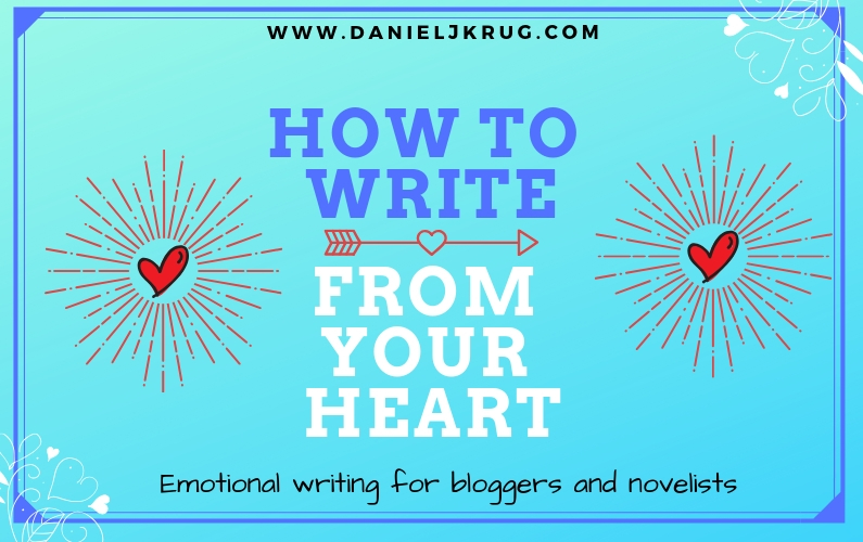 How To Write With More Emotion – Three Steps