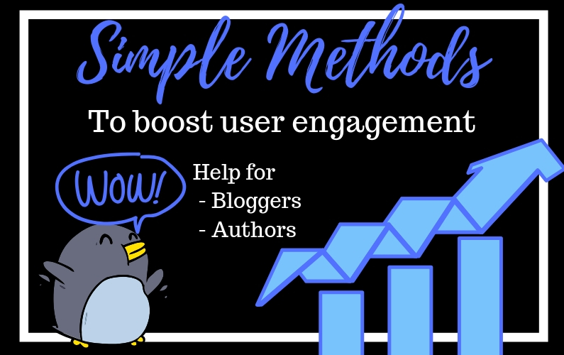 Simple steps to boost user engagement