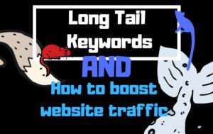 Long tail keyword cover image