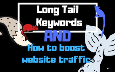 FINDING YOUR AUDIENCE. How long tail keywords can help.
